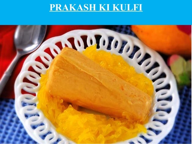 Lucknow food for Awadhi cuisine ppt