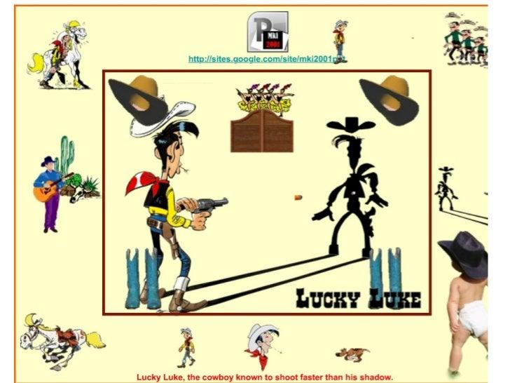 Lucky Luke  Slide 1