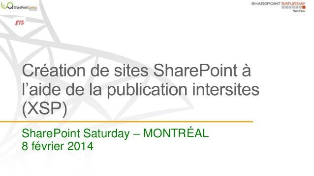 SharePoint Saturday – MONTRÉAL 8 février 2014