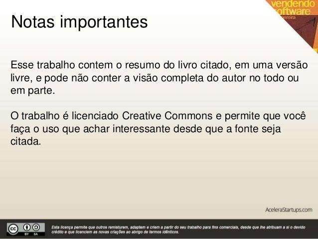 Vendendo software by Acelera Startups Slide 2