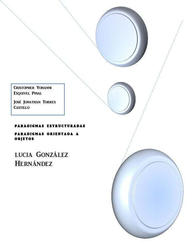 lucia GonzálezHernándezCristopher YohanniEsquivel PinalJosé Jonathan TorresCastillo