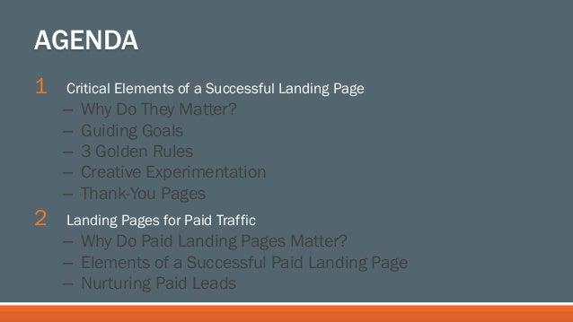 How to Make a Killer Landing Page #INBOUND13 Slide 3