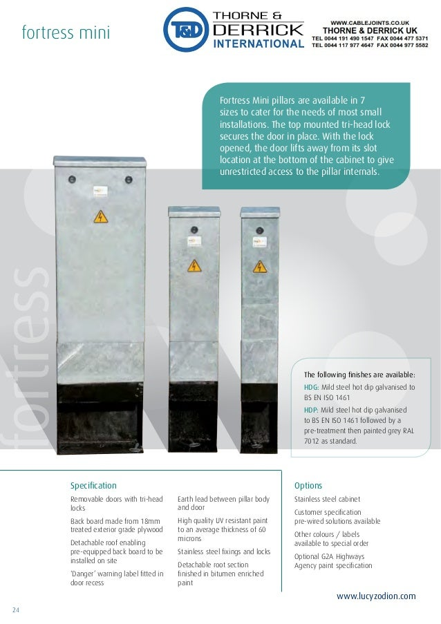 Lucy Zodion Fortress Mini Feeder Pillars