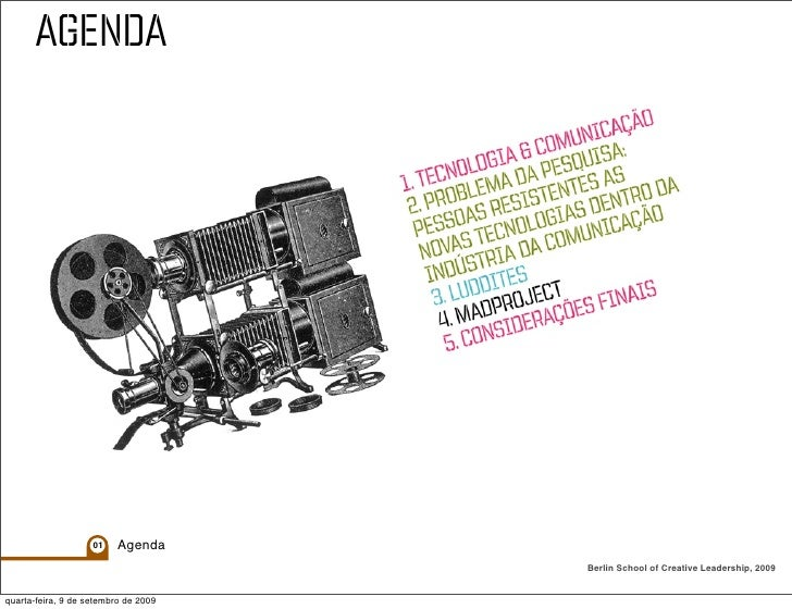 Luddites@Communicationindustry Slide 3