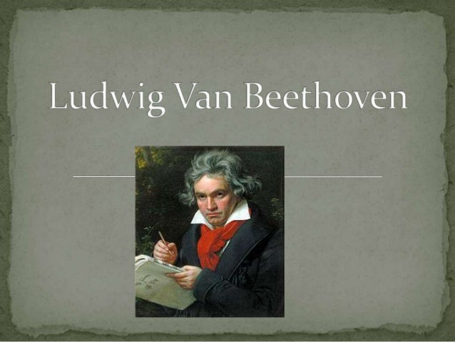  The period in which Beethoven lived was the Classical Era but he was the first composer the Romantic Period.