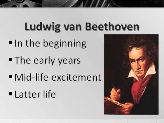 ludwig van beethoven research paper Discover librarian-selected research resources on ludwig van beethoven from the questia online library, including full-text online books, academic journals,.