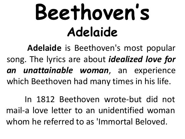 the significant contributions of ludwig van beethoven Ludwig van beethoven (/ some important pieces from the early period are the first and second symphonies, the set of six string quartets opus 18.