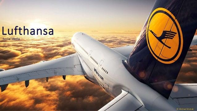 Lufthansa  Social Media  © Michael Wolrab