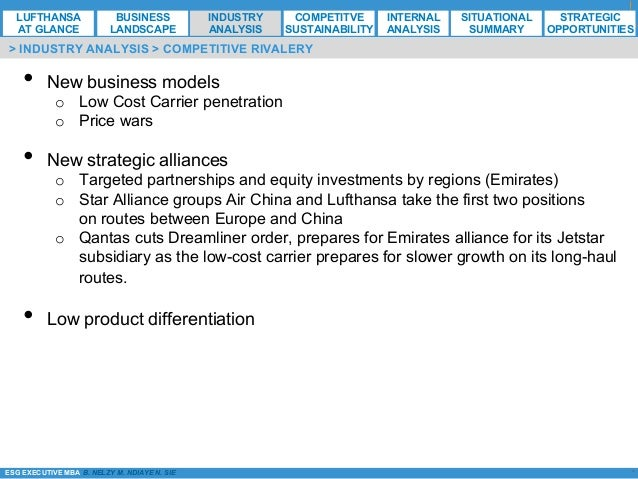 Swot analysis of jetstar airways
