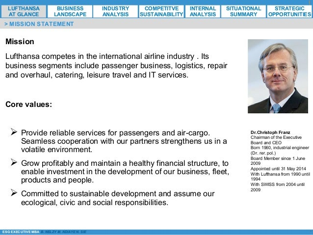 continental airlines vision mission I'm doing a case study of united continental holdings for my business class and i can't seem to find their mission or vision statements on either of their websites.