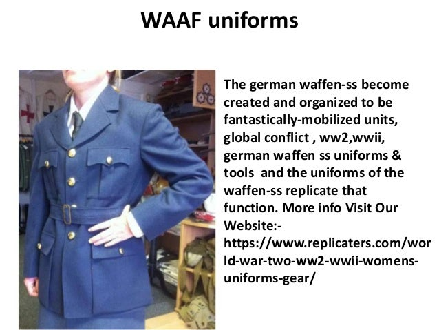 Luftwaffe uniforms