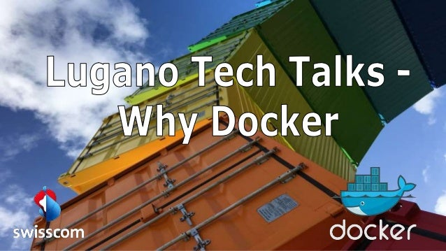 Agenda • Introduction • Why Docker • Containers vs VM's • Use Cases • Demo