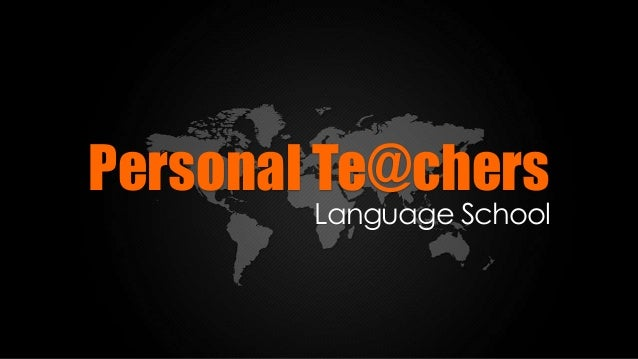 Personal Te@chers Language School