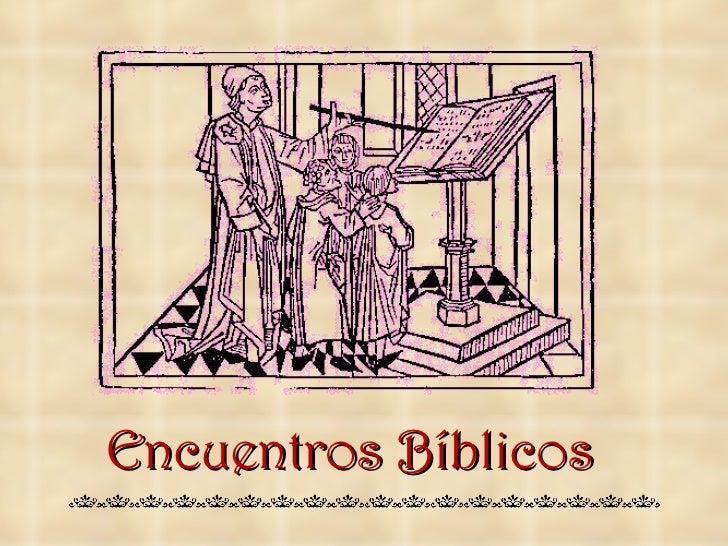 Encuentros Bíblicos