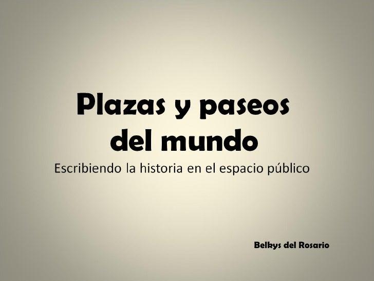 Belkys del Rosario