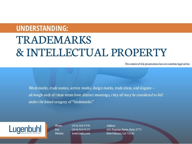 Make Money On Your Intellectual Property