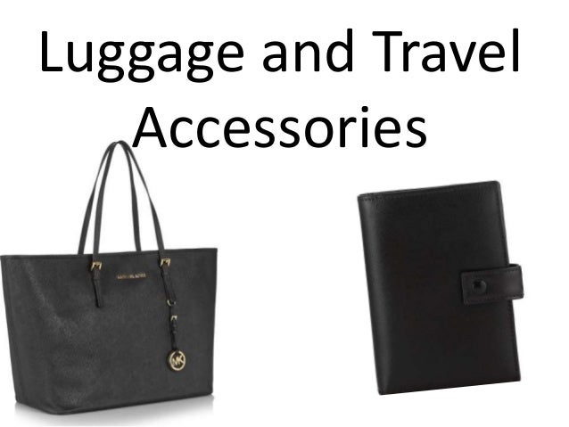 Luggage and Travel Accessories