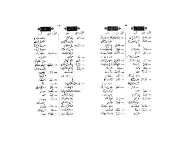 Lughat urdu-part2