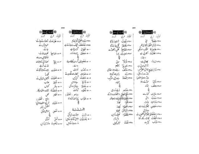 Lughat urdu-part4