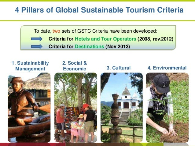 Sustainability assessment criteria for visitor use and tourism in New South Wales national parks