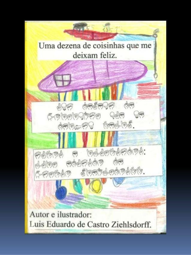 Livro em Libras