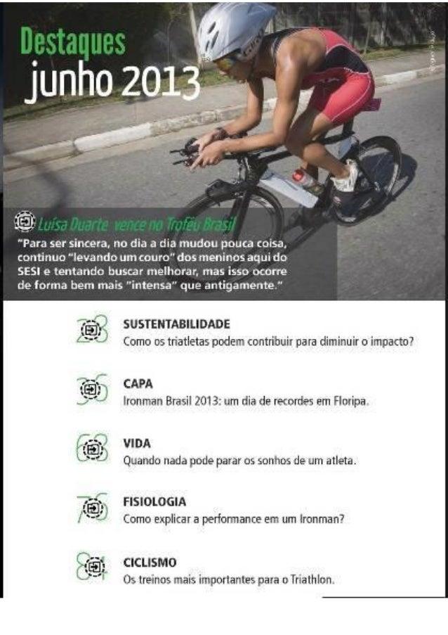 Luísa Duarte, atleta do Sesi-SP, vence o Troféu Brasil