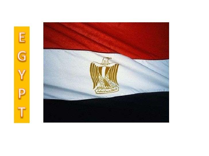 EGYPT<br />