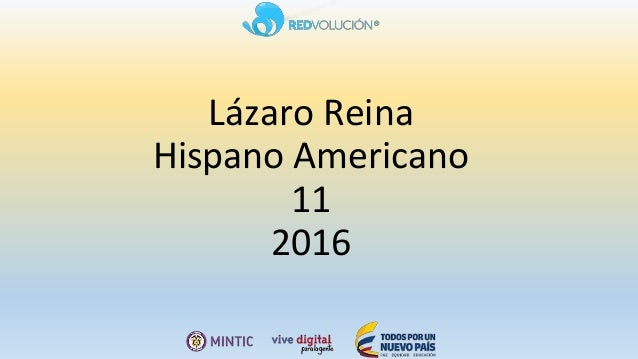 Lázaro Reina Hispano Americano 11 2016