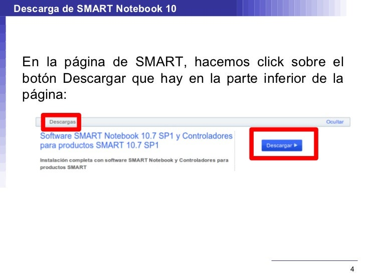 SMART NOTEBOOK 10 FOR WINDOWS 7 PDF DOWNLOAD