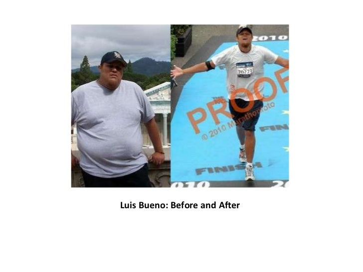 Luis Bueno: Before and After<br />