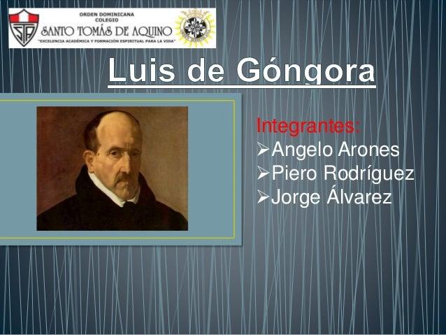 Integrantes: Angelo Arones Piero Rodríguez Jorge Álvarez