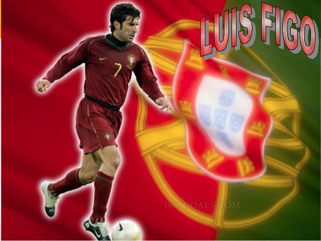 INFANCIA Su nombre completo es Luis Filipe Madeira, nació el 4 de Noviembre de 1972 en Lisboa su infancia la pasó en la fr...