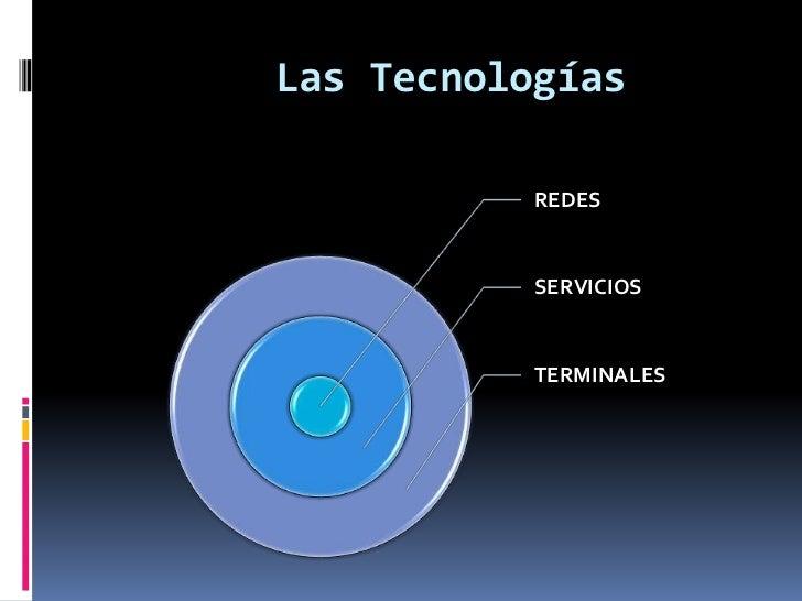 Las Tecnologías<br />