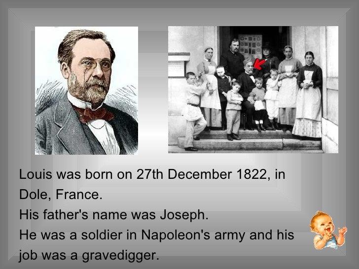 Louis Pasteur Slide 2