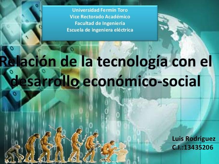 Universidad Fermín Toro Vice Rectorado Académico   Facultad de IngenieríaEscuela de ingeniera eléctrica                   ...