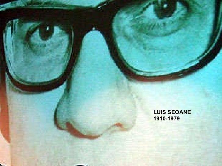 LUIS SEOANE 1910-1979