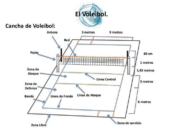 Fotos De Cancha De Voleibol Pictures To Pin On Pinterest