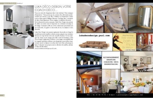 Luka Deco Design aménagement d\'intérieur coaching deco relooking home…