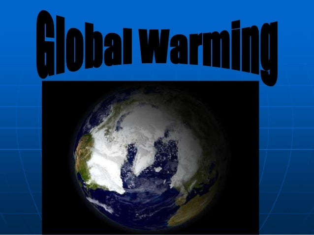 The fact is that Earth is the only planet in solar system that suffers global warming.