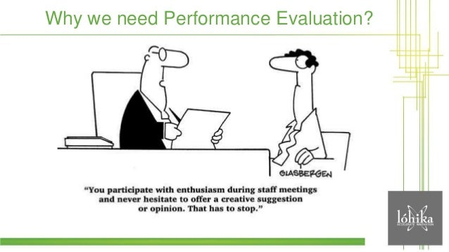 Performance Evaluation Process As A Way To Empower Your Employees And…