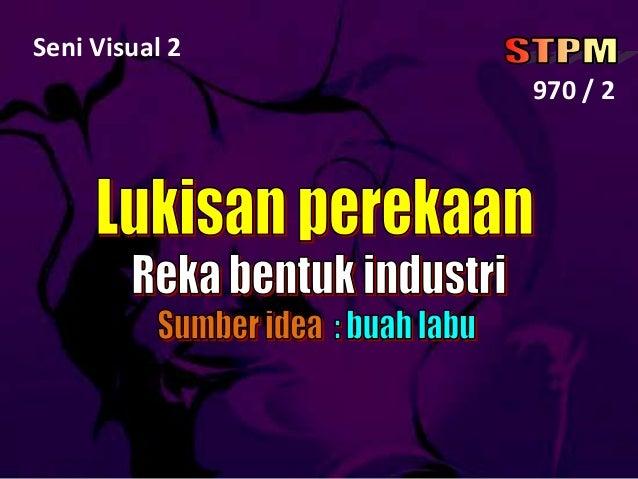 Seni Visual 2                970 / 2