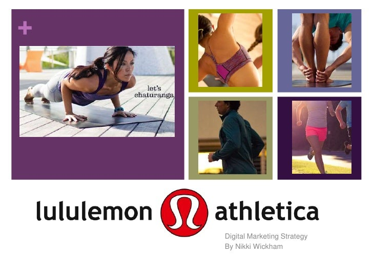 a profile overview of the lululemon athletica company