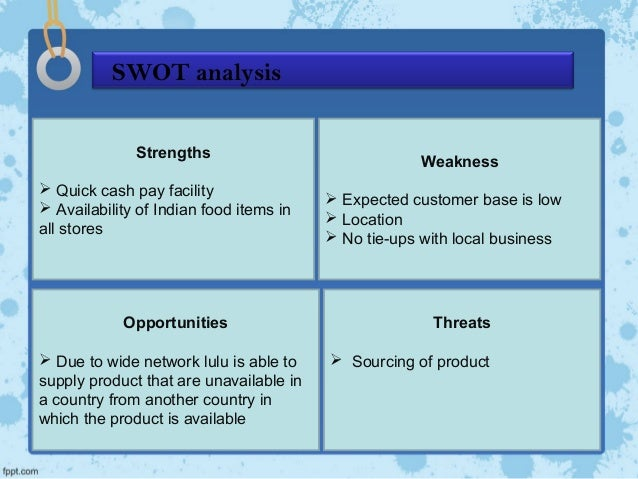 carrefour india swot Swot analysis for opening of fdi in indian retailing  the international retail  players such as walmart, carrefour, metro, ikea, and tesco share the same.