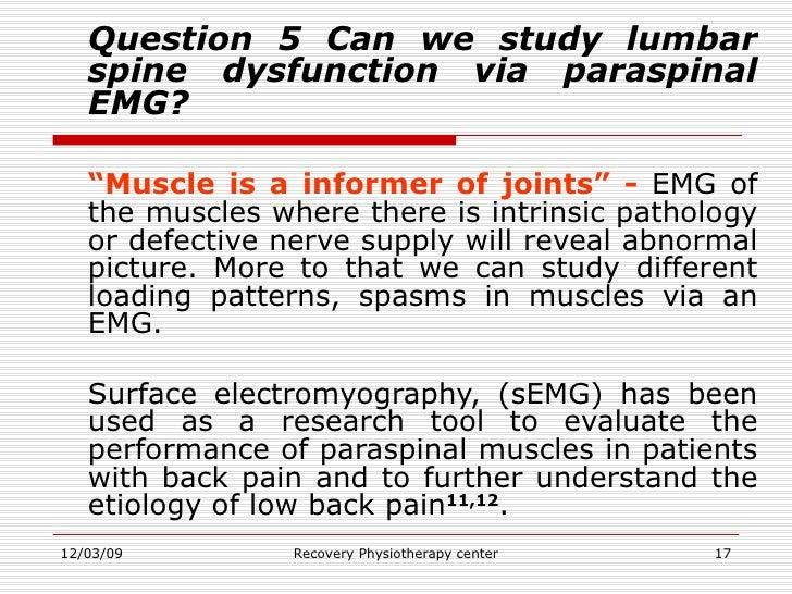 Abnormal EMG Patterns in Disease - mc.vanderbilt.edu