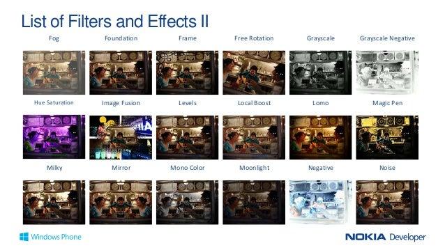 List Of Blur Effects For Paint Net