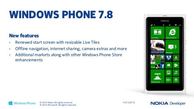 LUMIA APP LABS: WINDOWS PHONE 8 FOR NOKIA DEVELOPERS