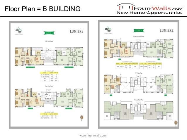 Lumiere offers 3 bhk & 4 bhk Under Construction Flats in Balewadi Pun…