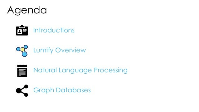Natural Language Processing and Graph Databases in Lumify Slide 2