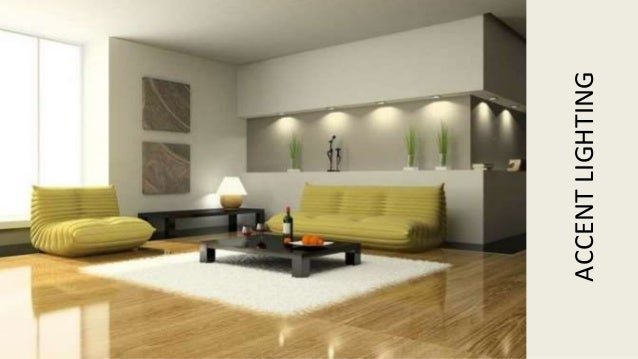 Ambient Lighting. A hidden source of light that  washes the room with a glow. It flattens an interior  and creates very li...