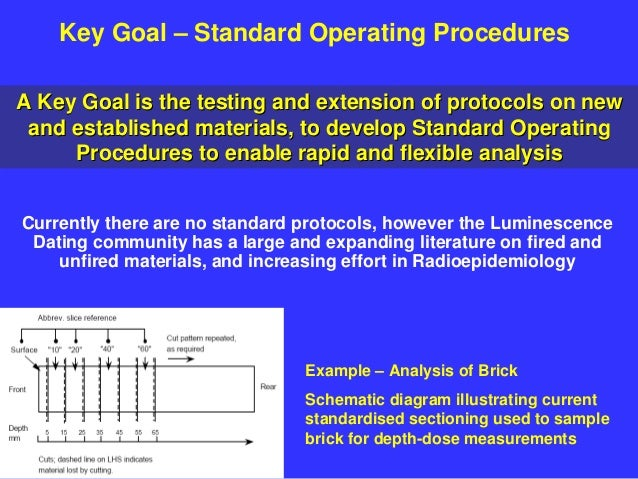 Luminescence Hookup Laboratory Procedures And Protocols